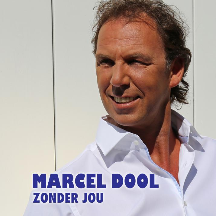 front Marcel dool Zonder jou cd wallet